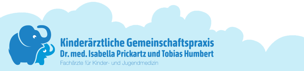 Kinderärztliche Gemeinschaftspraxis  Dr. med. Isabella Prickartz und Tobias Humbert